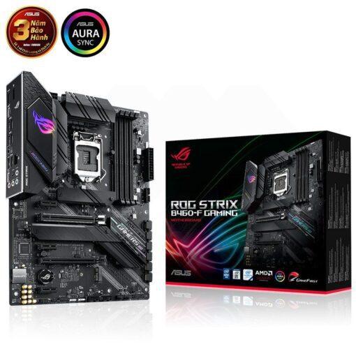 ASUS ROG Strix B460 F Gaming Mainboard 1