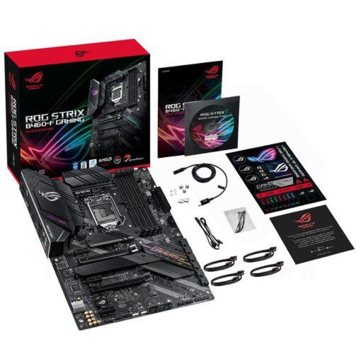 ASUS ROG Strix B460 F Gaming Mainboard 4