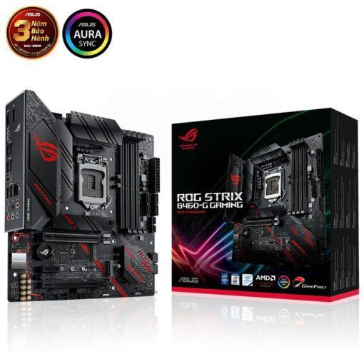 ASUS ROG Strix B460 G Gaming Mainboard 1