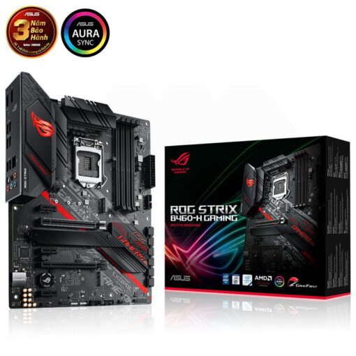 ASUS ROG Strix B460 H Gaming Mainboard 1