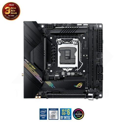 ASUS ROG Strix B460 I Gaming Mainboard 1