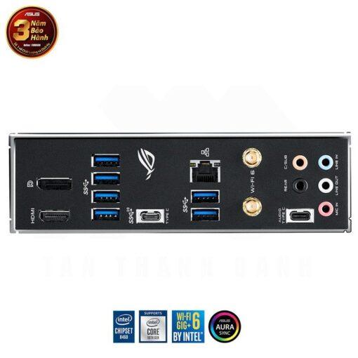 ASUS ROG Strix B460 I Gaming Mainboard 3
