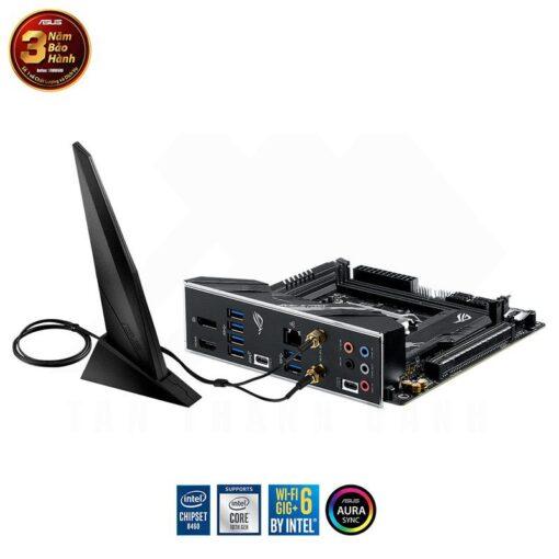 ASUS ROG Strix B460 I Gaming Mainboard 4