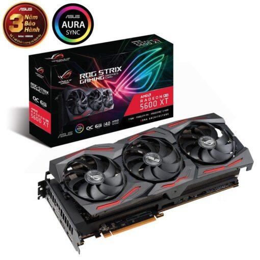 ASUS ROG Strix Radeon RX 5600 XT OC Edition 6G Graphics Card 1