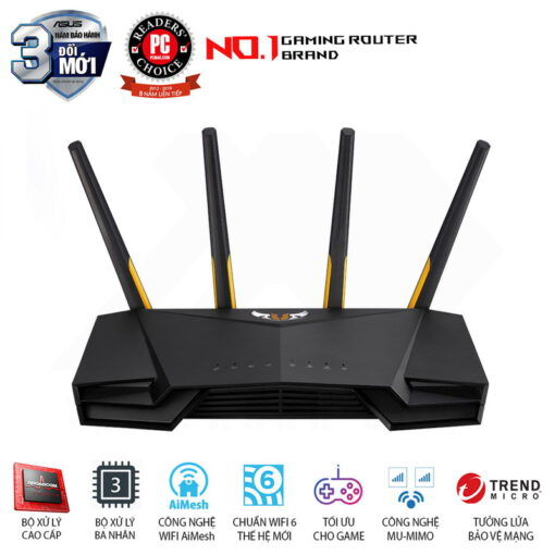 ASUS TUF Gaming AX3000 Router 1