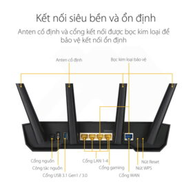 ASUS TUF Gaming AX3000 Router 6