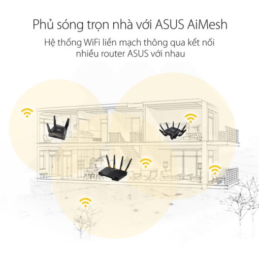 ASUS TUF Gaming AX3000 Router 7