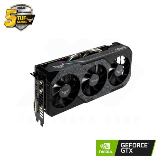 ASUS TUF Gaming X3 Geforce GTX 1660 SUPER 6G Graphics Card 5