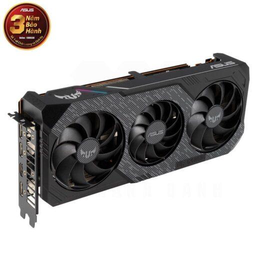 ASUS TUF Gaming X3 Radeon RX 5600 XT EVO OC Edition 6G Graphics Card 3