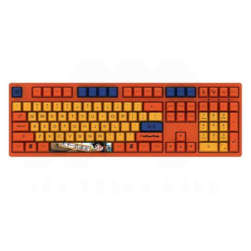 Akko 3108 V2 Dragonball Z Goku Keyboard 1