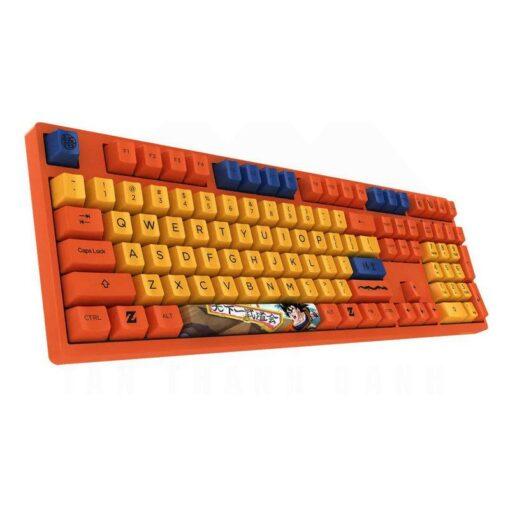 Akko 3108 V2 Dragonball Z Goku Keyboard 4