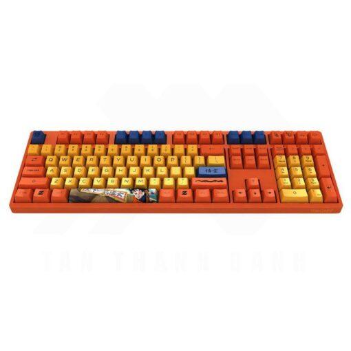 Akko 3108 V2 Dragonball Z Goku Keyboard 5