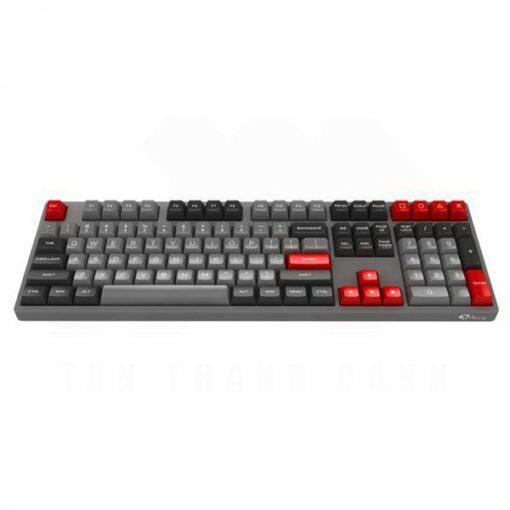 Akko 3108 V2 OSA Keyboard Grey Parro Psittacus 2