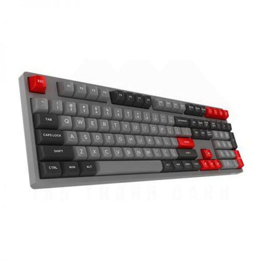 Akko 3108 V2 OSA Keyboard Grey Parro Psittacus 3