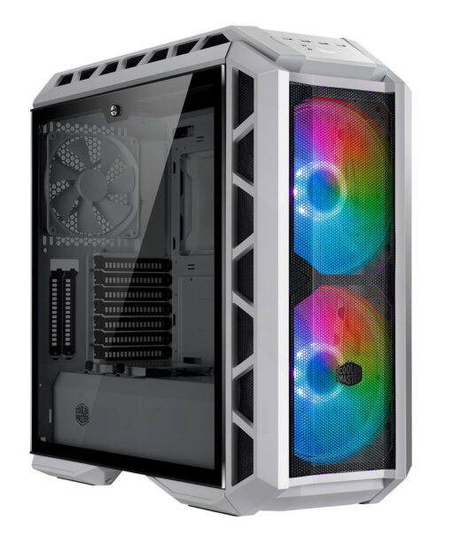 Cooler Master MasterCase H500P Mesh ARGB Case White 1
