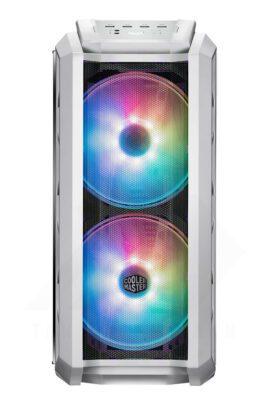 Cooler Master MasterCase H500P Mesh ARGB Case White 4