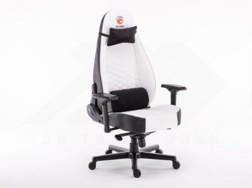 E Dra Big Bos EGC2021 LUX Gaming Chair White 2