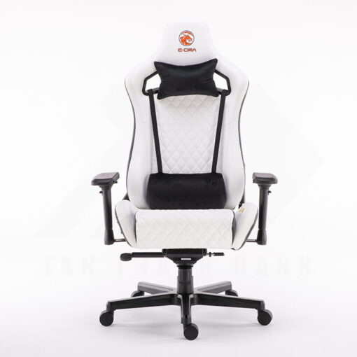 E Dra LUX Ultimate EGC2020 Gaming Chair White