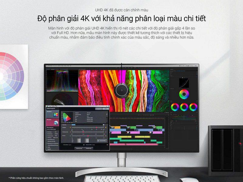 LG UltraFine 32UL950 W Monitor Details 2