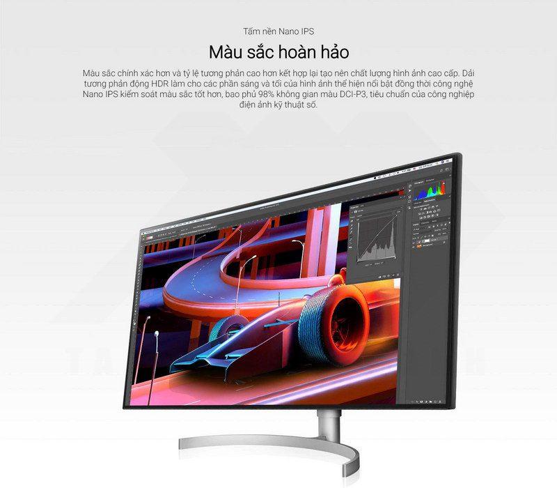 LG UltraFine 32UL950 W Monitor Details 3
