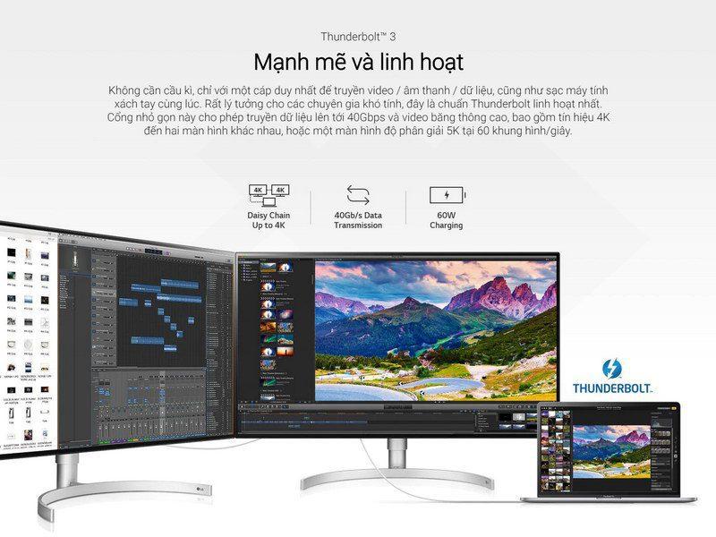 LG UltraFine 32UL950 W Monitor Details 6