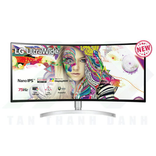 LG UltraWide 34WK95C Curved Monitor 1