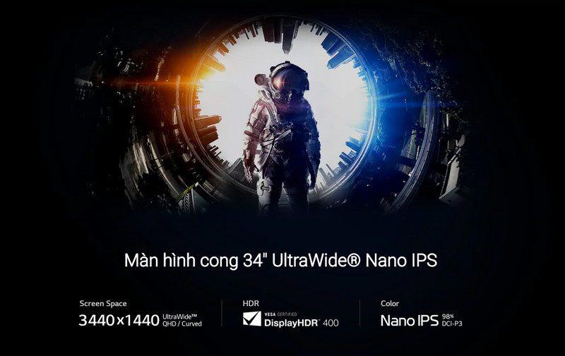 LG UltraWide 34WK95C W Curved Gaming Monitor 1
