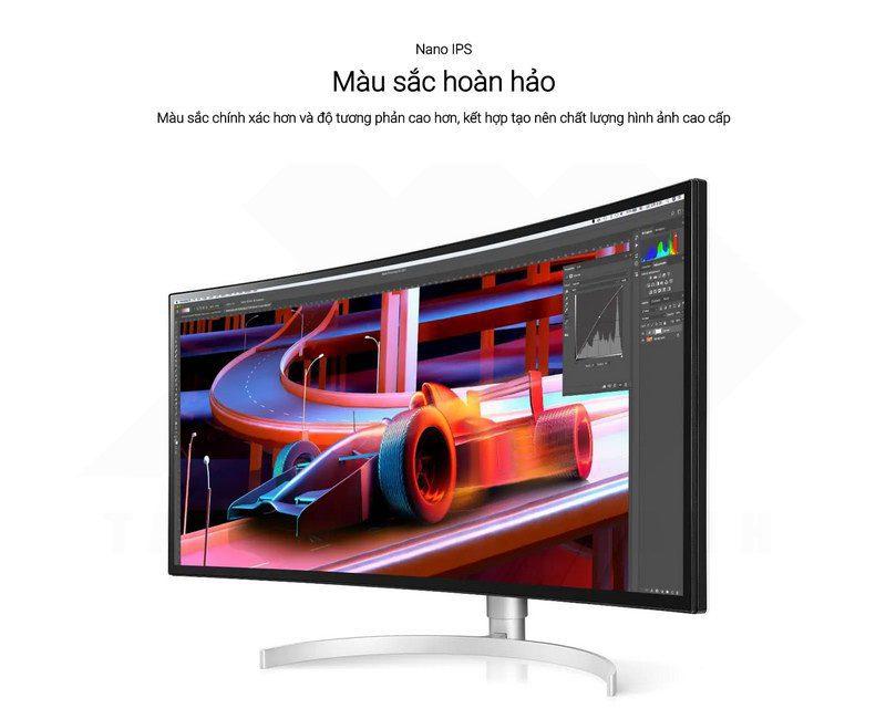 LG UltraWide 34WK95C W Curved Gaming Monitor 2