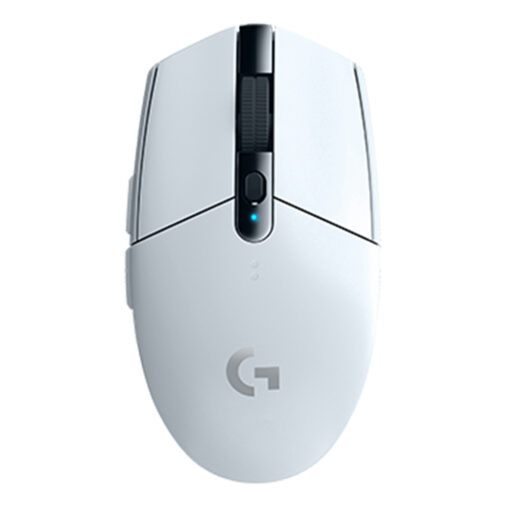 Logitech G304 Lightspeed Wireless Gaming Mouse White 1