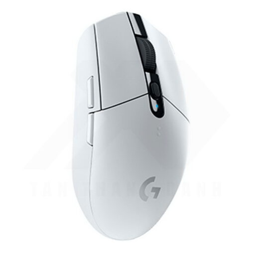 Logitech G304 Lightspeed Wireless Gaming Mouse White 3