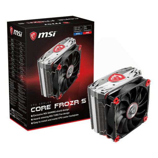 MSI Core Frozr S Air Cooler 4