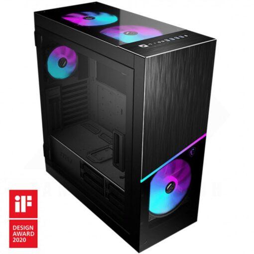MSI MPG SEKIRA 500X Gaming Case 1