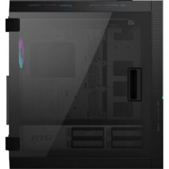 MSI MPG SEKIRA 500X Gaming Case 3