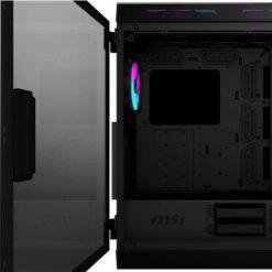 MSI MPG SEKIRA 500X Gaming Case 4