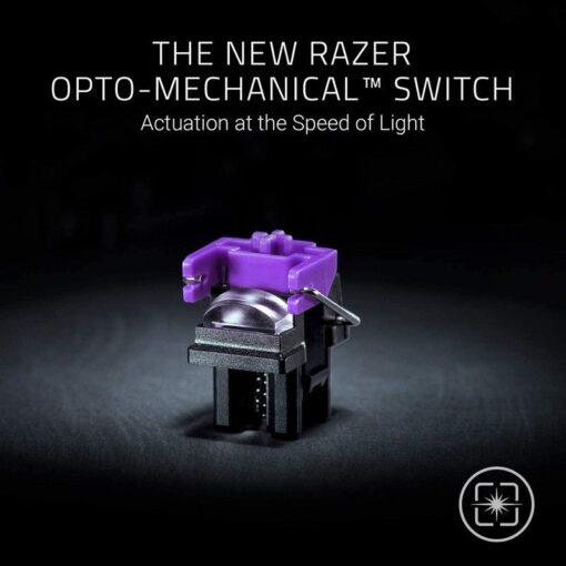 Razer Huntsman Gears 5 Edition Gaming Keyboard – Opto Mechanical Switch 2