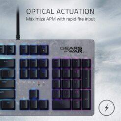 Razer Huntsman Gears 5 Edition Gaming Keyboard – Opto Mechanical Switch 3