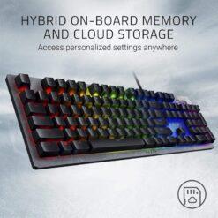 Razer Huntsman Gears 5 Edition Gaming Keyboard – Opto Mechanical Switch 4