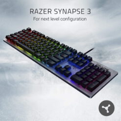 Razer Huntsman Gears 5 Edition Gaming Keyboard – Opto Mechanical Switch 7