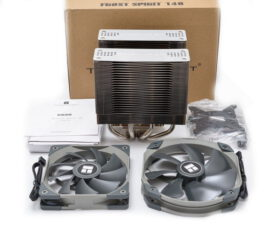 Thermalright Frost Spirit 140 Air Cooler 2