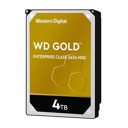 Western Digital Gold 4TB HDD