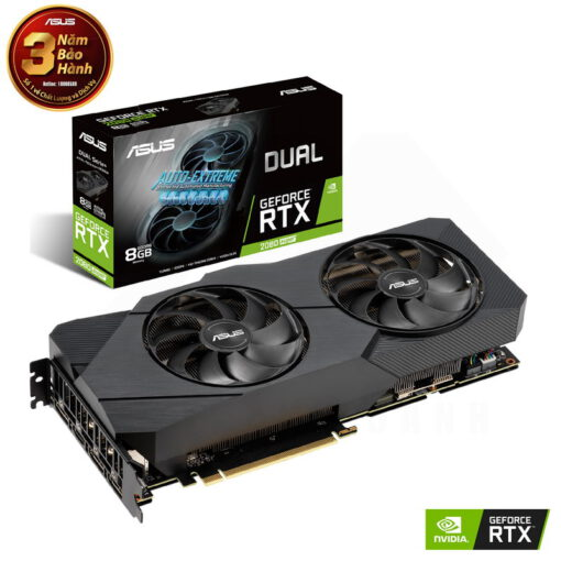 ASUS Dual Geforce RTX 2080 SUPER EVO V2 8G Graphics Card 1