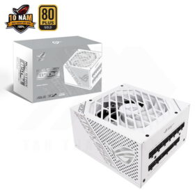 ASUS ROG Strix 850G White PSU – 850W 80Plus Gold Full Modular Sleeve Cable 1
