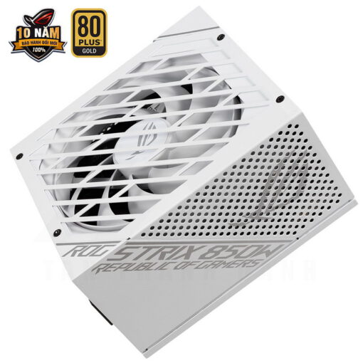 ASUS ROG Strix 850G White PSU – 850W 80Plus Gold Full Modular Sleeve Cable 3