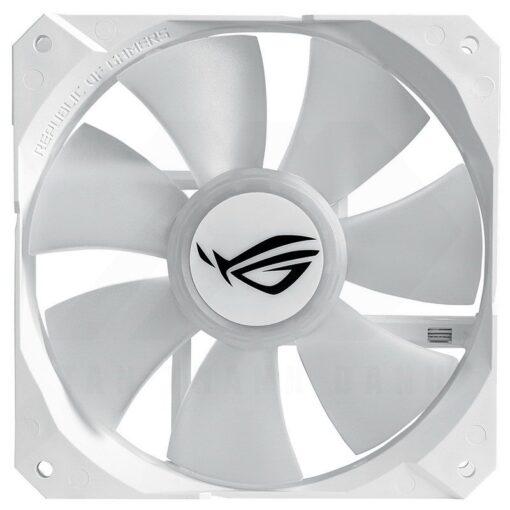 ASUS ROG Strix LC 240 RGB Liquid Cooler – White Edition 5