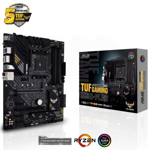 ASUS TUF GAMING B550 PLUS Mainboard 1