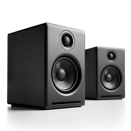 Audioengine A2 Wireless Speaker System – Black 1