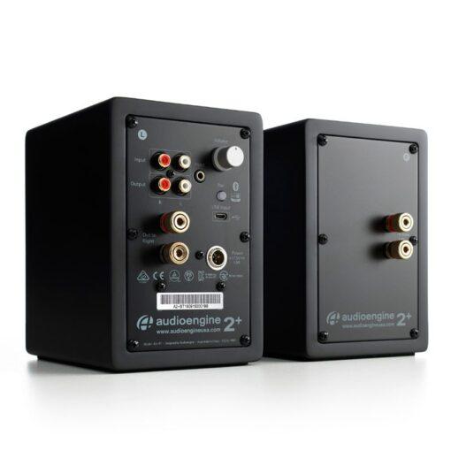 Audioengine A2 Wireless Speaker System – Black 2