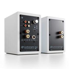 Audioengine A2 Wireless Speaker System – White 2