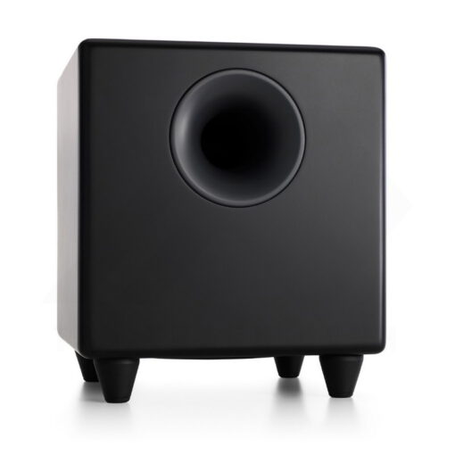 Audioengine S8 Powered Subwoofer – Black 1