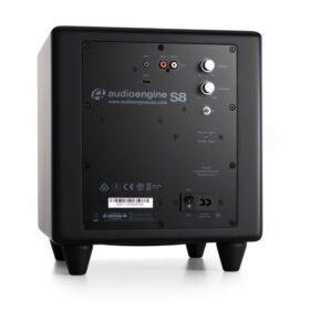 Audioengine S8 Powered Subwoofer – Black 2
